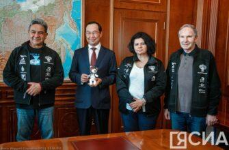 """В Якутии стартует проект экологического фонда """"Чистые моря"""" по изучению популяции белых медведей"""