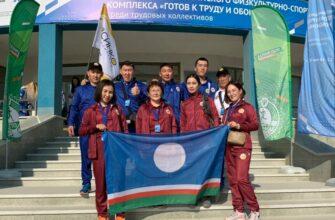 Две команды из Якутии вылетели в Уфу для участия во Всероссийском фестивале ГТО