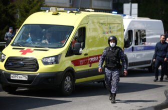 Что известно о стрельбе в школе в Казани (ВИДЕО)