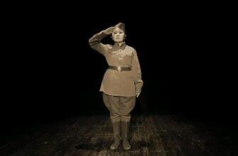 Спектакль Нюрбинского театра победил в онлайн-марафоне «Дороги Победы»