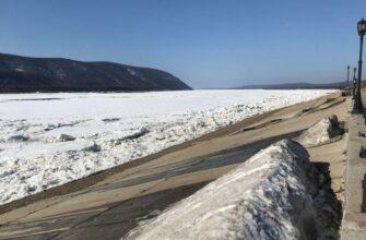 Подвижки льда на реке Амге начнутся 7-9 мая