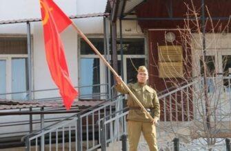 В Чурапчинском улусе проходят мероприятия, посвященные Дню Победы