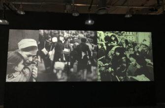 В парке «Россия - Моя история» открыли выставку «Вспомним» в честь Дня Победы