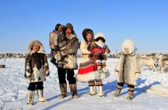 Якутян приглашают принять участие в семейном конкурсе «Кочевая семья-2021»