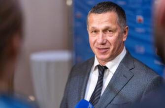 Юрий Трутнев поблагодарил дальневосточников за участие в выборах