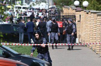 Число погибших при стрельбе в школе в Казани возросло до 11