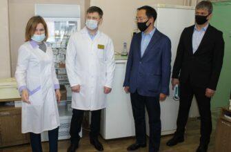 Развитие здравоохранения под контролем главы Якутии