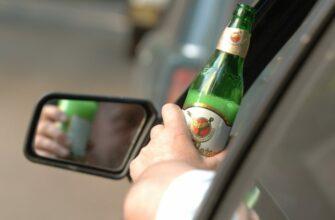 Увеличат штраф и срок лишения свободы. Наказание за пьяное вождение могут ужесточить