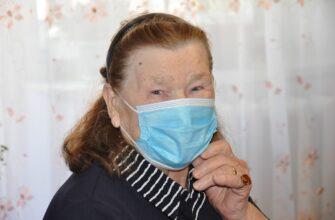 Нина Ягнышева - единственная в Ленском районе жительница блокадного Ленинграда