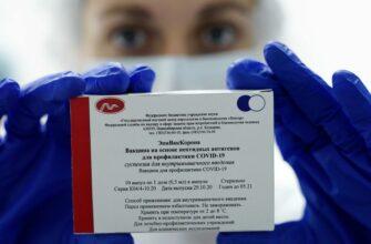 """Елена Борисова: Сделана заявка на 50 тысяч доз вакцины """"ЭпиВакКорона"""""""