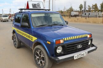 В Якутии нарушения правил дорожного движения начнут фиксировать мобильные камеры фотовидеофиксации