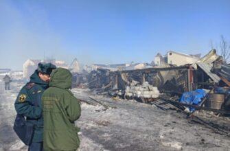 Следком Якутии возбудил дело о халатности после гибели в пожаре четырех человек