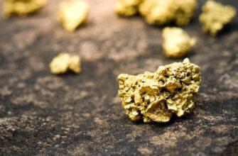 Якутия в первом квартале подтвердила своё лидерство по производству золота