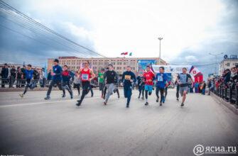 Айсен Николаев поздравляет с Днем оздоровительного бега и ходьбы в Якутии