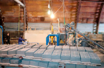 В Якутии исправительное учреждение заключило контракт на изготовление и поставку бетонных камней