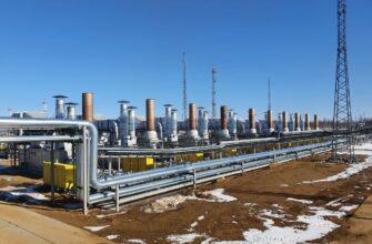 На Среднеботуобинском месторождении газотурбинная электростанция переведена на попутный нефтяной газ