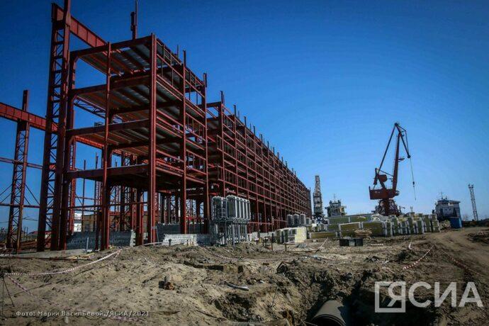 Вопрос строительства Жатайской судоверфи на особом контроле руководства Якутии