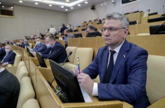Гаврил Парахин: Изменения в Конституцию Якутии закрепляют приоритеты национальных проектов