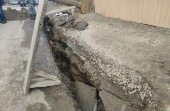 На участке автодороги «Умнас» в Якутии временно ограничили движение
