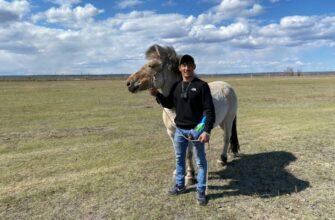 Якутяне продолжат свой конный поход до Москвы