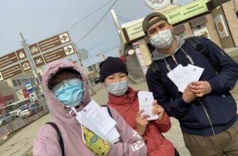 В Якутии волонтеры культуры информируют о важности вакцинации