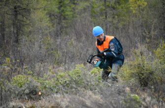 Спасатели приступили к поиску и эвакуации фрагментов ракеты-носителя в Алданском и Кобяйском районах