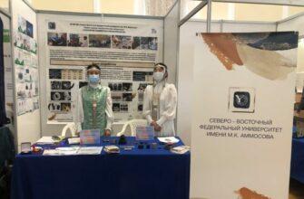 СВФУ презентовал проект в области нанокомпозитов
