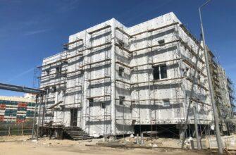 Строительство нового детского сада в Гагаринском округе Якутска завершится до конца года