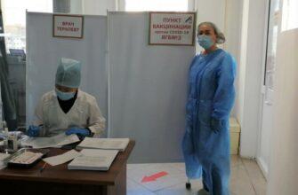 Врач-инфекционист: Для получения вакцины против COVID-19 не требуется сдавать анализы