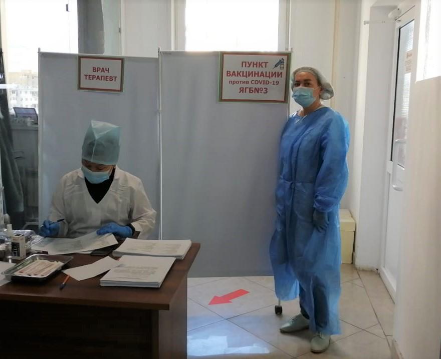 Врач-инфекционист Якутска: Для получения вакцины против COVID-19 не требуется сдавать анализы