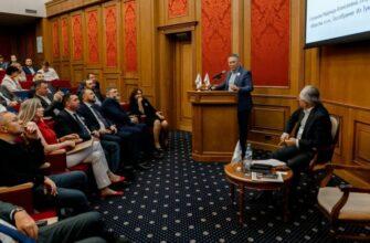 Министр экологии Якутии принял участие в конференции Российского экологического общества