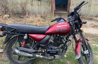 В Мегино-Кангаласском районе Якутии в ДТП пострадал мотоциклист
