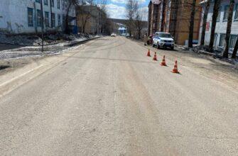В Якутии женщина за рулем иномарки сбила восьмилетнего мальчика