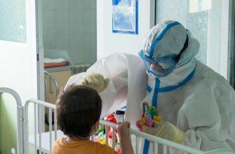 В Хангаласском районе Якутии коронавирусом начали болеть дети