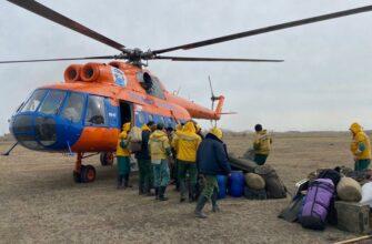 В Якутии локализовали три лесных пожара
