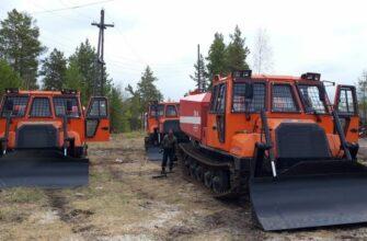 В Якутию поступит дополнительная техника для тушения лесных пожаров