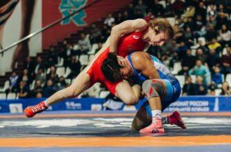 Якутянка Севиль Назарова стала бронзовой призеркой чемпионата России по женской борьбе