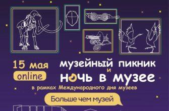 Музей Ярославского приглашает на пикник в онлайн-формате