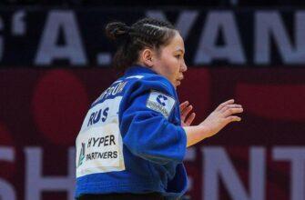 Якутянка Нюргуяна Никифорова выступит на чемпионате мира по дзюдо