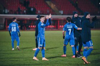 Якутский футболист Артем Соколов отметился еще одним голом в ФНЛ России