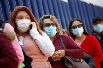 Коэффициент распространения коронавируса в России поднялся до максимума с 30 ноября