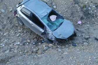 В Якутии в ДТП пострадали двое взрослых и один ребенок