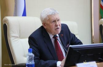Виктор Губарев: Проект Конституционного закона Якутии нужно поддержать