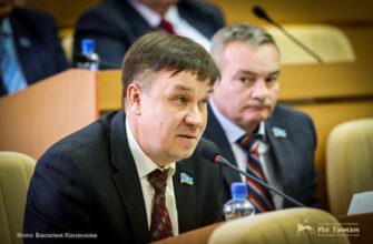 Владимир Богданов: Среди вносимых изменений в Конституцию РС (Я) есть много интересных предложений