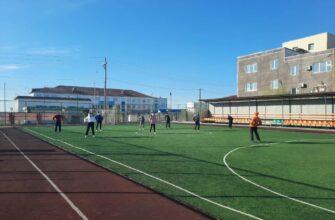 В городе Покровске стартовал сезон летних утренних зарядок для населения