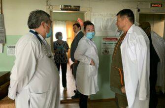 В поселке Черском Якутии будут решать вопрос с выделением социального жилья для медиков и учителей
