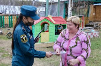 В Якутии проведено свыше 2,6 тыс. профилактических рейдов по соблюдению пожарной безопасности в быту