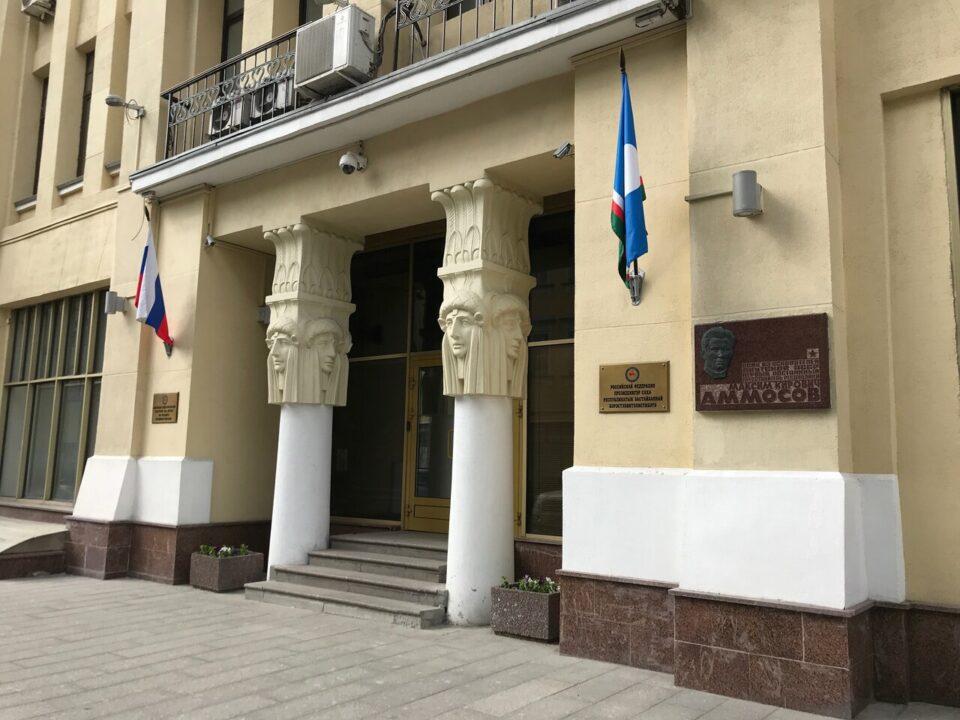 Глава Якутии Айсен Николаев находится в рабочей командировке в Москве