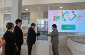 В Национальной библиотеке Казани открылась точка доступа к фонду Национальной библиотеки Якутии