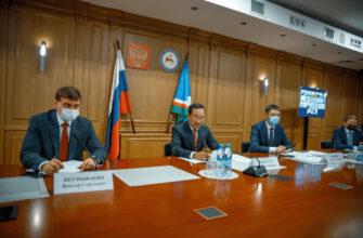 Глава Якутии провел заседание рабочей группы комиссии Госсовета РФ